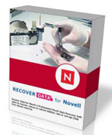 Novell Netware Data Recovery